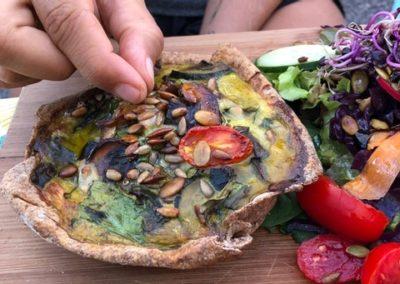 Gezonde voeding, een belangrijk onderdeel van de YTIN IBIZA EXPERIENCE op Ibiza