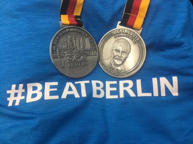 Beat Berlin 2019, het verhaal na de marathon