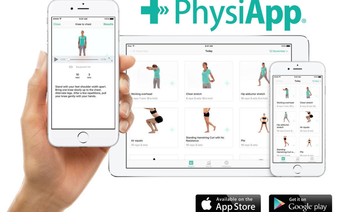 Fysiotherapie e-consult
