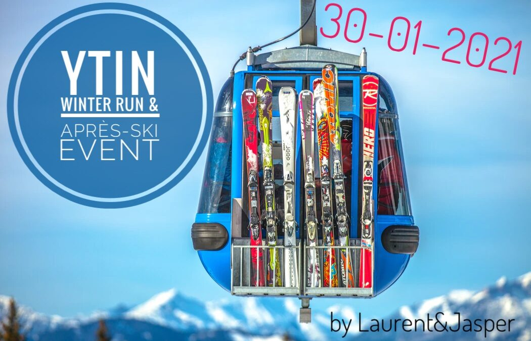 YTIN Winter-run en Après-ski Event