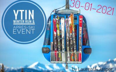 YTIN Winter-run en Après-ski Event